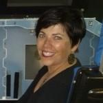Jill at Space Camp